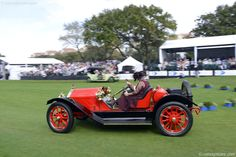 1912 Stutz Series A at the Amelia Island Concours d'Elegance