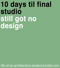 life-of-an-architecture-student. We're coming back from break. I hope no one is having these issues. Architecture Memes, Architecture Student, Interior Architecture, Interior Design, Architects Quotes, Student Life, Stupid Memes, Haha, Studs