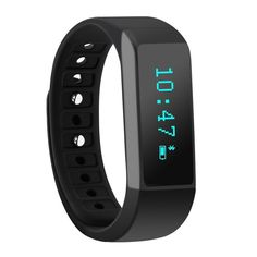 "Peison I5 Plus Smart Bracelet Step Pedometer IP65 Waterproof Fitness Tracker Sports Wristband Bluetooth 4.0 Tracking Calorie Health Sleep Monitor Wristband for Android IOS Phones (Black). 【1】Almighty Functions: Steps Counting, Find Your Phone, Camera Remote Control, Sedentary Reminder, SMS Reminding, Call Reminder, Incoming Calls Show, Calories Burned Measuring, Sleep Management, APP Message Reminder (Like Facebook, Twitter, etc). 【2】Smart Technology: 0.91"" Oled Touch Screen with Gesture..."