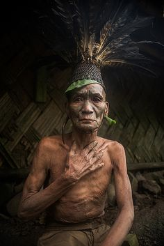 Pangshong - Longwa Warrior