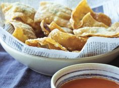 hoi an wontons    scroll down for recipes  (a great homeschool resource site)