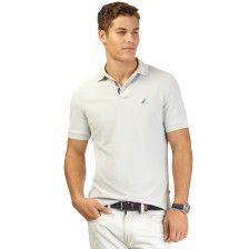 Big & Tall Performance Deck Polo Shirt - Pebble Grey 15-4305. Get Sizzling discounts up to 50% Off at Nautica using Coupon and Promo Codes.
