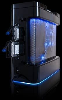 The Reactor - Fully submerged PC