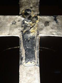 Paris 2013: Musee de Cluny (Byzantine Cross, 11th-12th century)