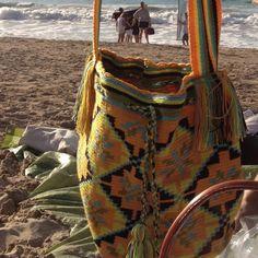 Wayuu Taya Bag. Super cool bags, great foundation! Support! http://wayuutaya.net/