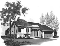 Main image for house plan # 18531