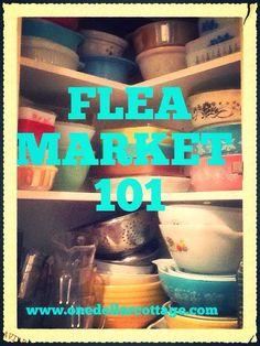 Flea Market 101