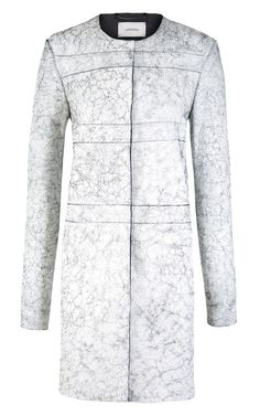 Cool Luxury Coat by Dorothee Schumacher - Moda Operandi