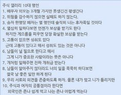 주식 갤러리 10대 명언 - munhwa.com