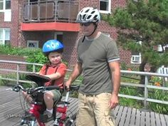 Welcome to WeeRide Official youtube Video for the Best and Safest Child and Baby Bike Seat