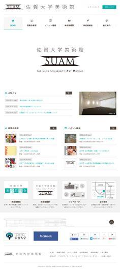 The website 'http://suam102.com/' courtesy of @Pinstamatic (http://pinstamatic.com)