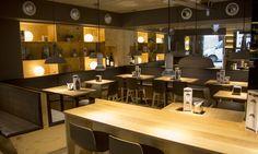 Proyecto iluminación.- Bar Tivoli #LightingDesigners #Iluminacion #OsabaIluminacion #Bar #Decoración #Tivoli