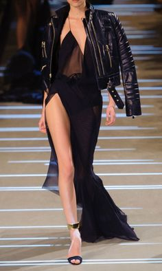 Rock 'n' Roll Style ✯ Alexandre Vauthier Spring 2013