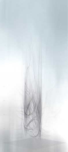 Architectural Drawing Patterns processingmatter: Kintetic Tower by Bryant Suh (at SciArc) - Architecture Images, Generative Art, Nature Plants, Beautiful Drawings, Texture Design, Installation Art, Easy Drawings, Sculpture Art, Graphic Design