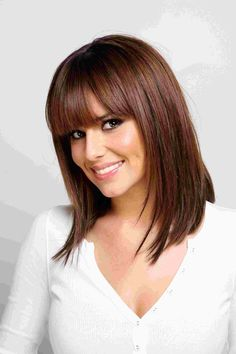 When I go back to brunette this is how I want it to look!