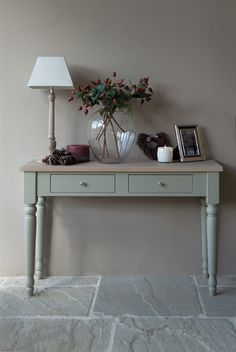 Delicieux Neptune Suffolk Console Table