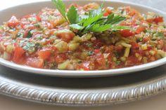 Ezme Salata / Hacksalat