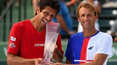 Kubot/Melo win Miami open men's doubles
