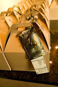The 9 Things You Need to Make the Best Wedding Welcome Bag