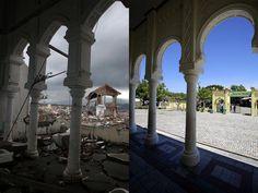 Vorher/Nachher - Der Wiederaufbau in Südostasien nach dem Tsunami 2004 Tsunami, First Aid, Germany, Tsunami Waves