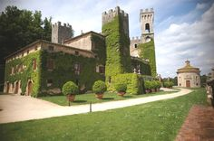 Amazing Castle in Siena