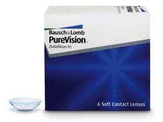 Soczewki PureVision 6szt.