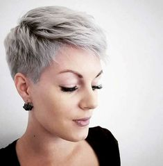 Today we have the most stylish 86 Cute Short Pixie Haircuts. We claim that you have never seen such elegant and eye-catching short hairstyles before. Pixie haircut, of course, offers a lot of options for the hair of the ladies'… Continue Reading → Short Pixie Haircuts, Short Hairstyles For Women, Short Hair Cuts, Blonde Pixie Cuts, Short Hair For Women, Edgy Pixie Hairstyles, Blonde Pixie Haircut, Trending Hairstyles, Hairstyles Haircuts
