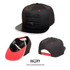 NOW AVAILABLE ONLINE // Bred 1 Snapback