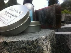 Whether you have a love of dirt, metal or cigars...there is a soap, a balm, a candle or an oil slick for you!