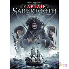 Captain Sabertooth and the Treasure of Lama Rama New DVD for Like the Captain Sabertooth and the Treasure of Lama Rama New DVD? Jeremy Sumpter, Old Boys, Cool Things To Buy, Stuff To Buy, First World, Movies, Goal, Walmart, Amp