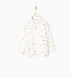 Image 2 of Printed shirt from Zara