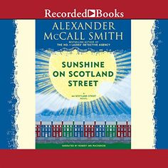 I love Bertie and his weird mother. Once more, we catch up with the delightful goings-on in the fictitious 44 Scotland Street from Alexander McCall Smith. Sunshine on Scotland Street: A 44 Scotland Street Novel, Book 8 | [Alexander McCall Smith] #Audible