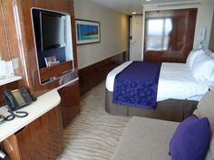 Sleeping on the Norwegian Getaway: Norwegian Getaway - Balcony Cabin