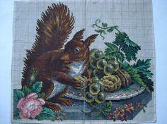 A Lovely Berlin WoolWork Pattern ~ eBay