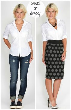 Plum's Side Ribbed Blouse: Worn 2 Ways. Casual or dressy: the side ribbed blouse is versatile. Sides For Ribs, Perfect 10, Perfect Wardrobe, 2 Way, Vancouver, Tank Tops, Blouse, Coat, Casual