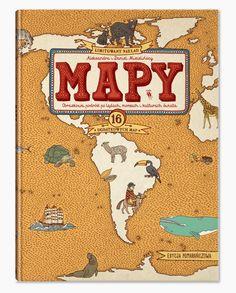Specjalne wydanie z okazji 10-lecia Wydawnictwa Dwie Siostry, rozszerzone o mapy 16 dodatkowych krajów. Edycja limitowana.  Obrazkowa podróż po lądach, morzach i kulturach świata
