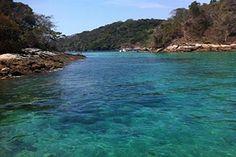 Eau turquoise d'Ilha Grande