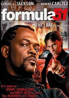 Formula 51 is a British action comedy starring Samuel L. Jackson who plays an illegal chemist who favors a kilt to pants. The movie stars a lot of big names but the acting never quite reaches the best it can be. However, the movie is filled with action and is funny. The best part of this movie is Jackson being Jackson, role he is best suited for.