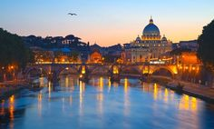 8-Day Vacation in Rome, Paris, and London with Airfare from Gate 1 Travel