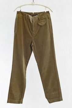 Work Pant by Nicholson and Nicholson   Heist