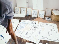 the Creative mess #art #design