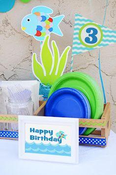 ocean-themed party foods - Google 検索