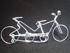 Handmade TANDEM Bikes - Specialized Unique Bicycle Gifts for TANDEM Biker Lovers