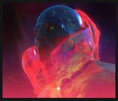 scifi alien