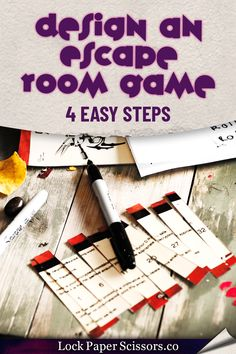 How to transform your idea into a fun puzzle adventure for your friends and family. Speed up creation time, avoid pitfalls, and CRUSH IT on game night. Escape Room Design, Escape Room Diy, Escape Room For Kids, Escape Room Puzzles, Youth Group Activities, Craft Activities For Kids, Activity Games, Fun Games, Party Games