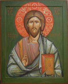 jesus Christ Son Of God by Carol Jackson Orthodox Icons, Digital Artwork, Artist Inspiration, Agnus Dei, Byzantine Art, Pictures To Draw, Art, Christian Art, Sacred Art