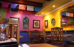 Artwork For Home Decoration Product Bar Mexicano, Restaurant Mexicano, Mexican Restaurant Design, Mexican Bar, Diner Restaurant, Restaurant Themes, Mexican Style, Mexican Wall Decor, Mexican Decorations