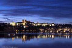 Prague Castle and Charles Bridge, Prague, Czech Republic Charles Bridge, Prague Castle, September 17, Prague Czech, Cityscapes, Czech Republic, Castles, Gallery, Pictures