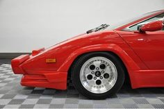 1990 Lamborghini Countach 25th Anniversary   1450516   Photo 9 Full Size