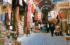 Grand Socco market. Tangier